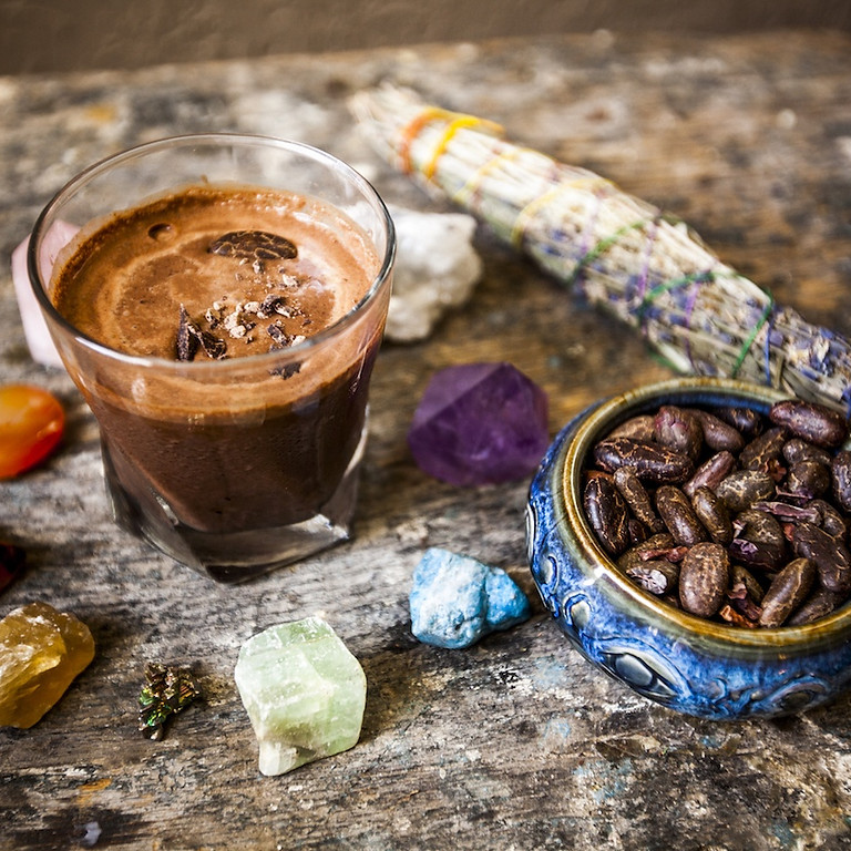 A Journey of Gratitude & Cacao Ceremony Immersion