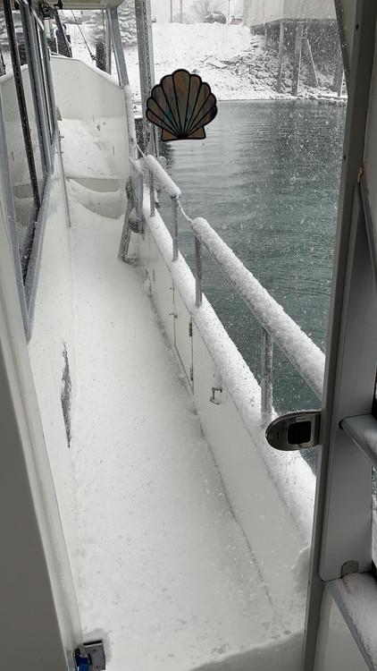 Winter Cruising in Alaska--Interesting?, Exhilarating?, Crazy or Fun?