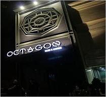 gangnam club octagon