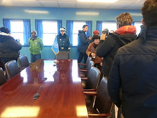panmunjeom conference room