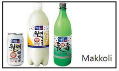 korean traditional liquor Makkoli