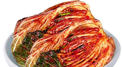 Korean food : kimchi