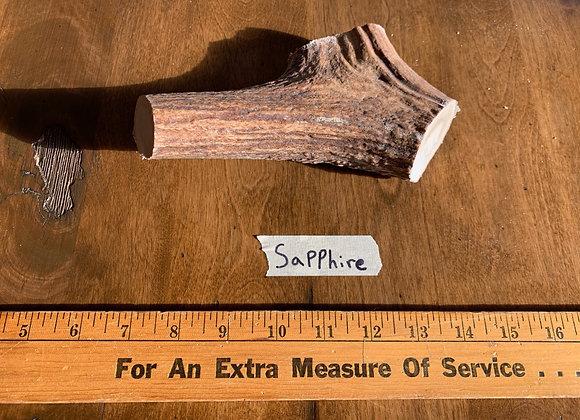 Sapphire (Thick piece)
