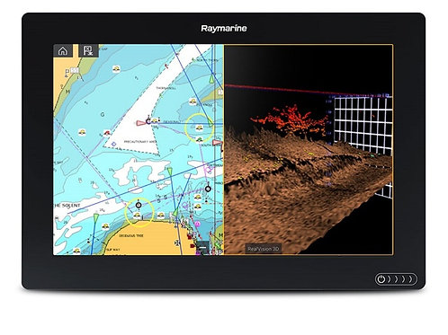 Axiom series 12' screen + RV100 transduce