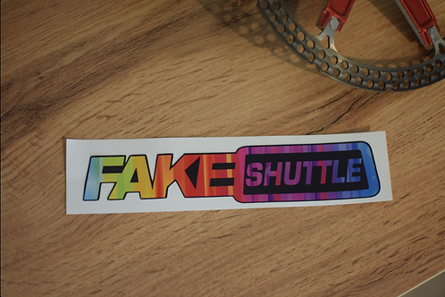 Fake Shuttle - Multicolor
