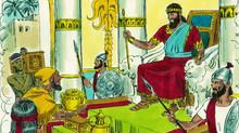 「知恵を求める」Seek wisdom