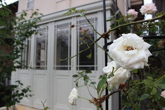 「薔薇が似合う暖蘭物語」の施工例 町田市H様邸