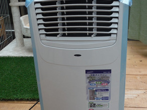 ガーデンルームetc:エアコン