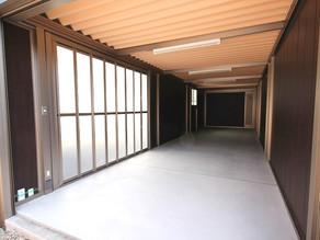 スタイルコート32-120(奥行カスタム)タイプ 川崎市多摩区