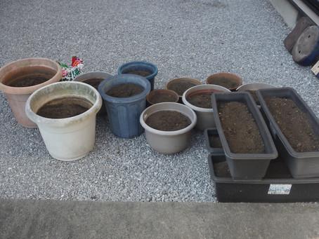 相模原市緑区の土の回収事例(N様邸)土の遺品整理