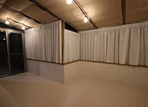 腰壁を出幅違いの特殊納まりに仕上げた「ココマ」相模原市南区