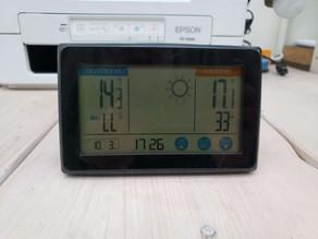 令和3年3月10日(水)のガーデンルーム気温情報です。神奈川県相模原市南区