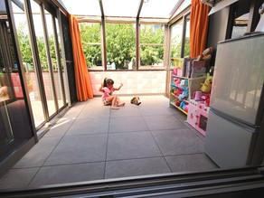 お子さんが楽しく保護猫と遊べる「ココマ」山梨市 T様邸