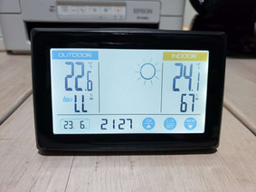 令和3年6月23日(水)のガーデンルーム気温情報です。神奈川県相模原市南区