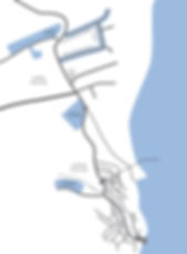 Robin Hood's Bay, Whitby parking map
