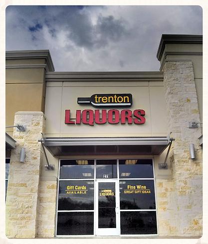 Trenton Liquors Edinburg TX 78539