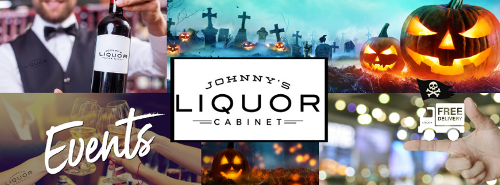 Johnnys Liquor Cabinet 2020 Halloween.pn