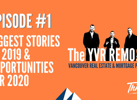 WE ARE BACK! Introducing the YVR REMO Show