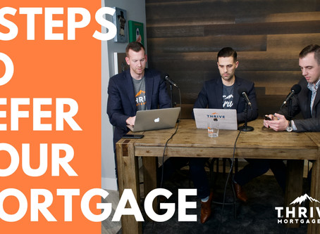 5 Steps To Defer Your Mortgage