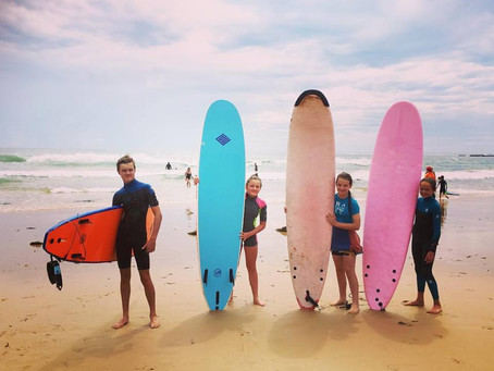 Surf Lessons: Channelling Tyler Wright