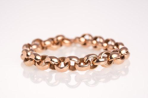 Round Links Bracelet