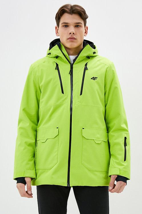 Куртка до бедра спортивная (утепленная)