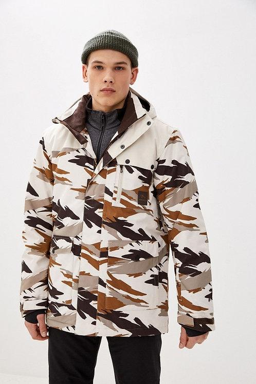 Куртка до бедра повышенного утепления (снегоход/охота)