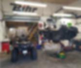 Custom Motors Low Quality Jetski Repair