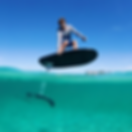 fliteboard carve blue water .png