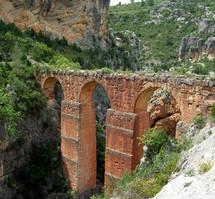 """Acueducto Romano de la """"Peña Cortada"""""""
