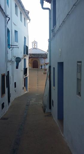 Ermita de Santa Cruz (Chelva).