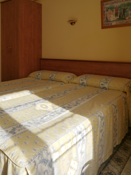 Doble dos camas