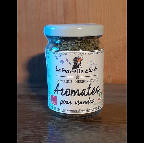 Aromates pour viandes