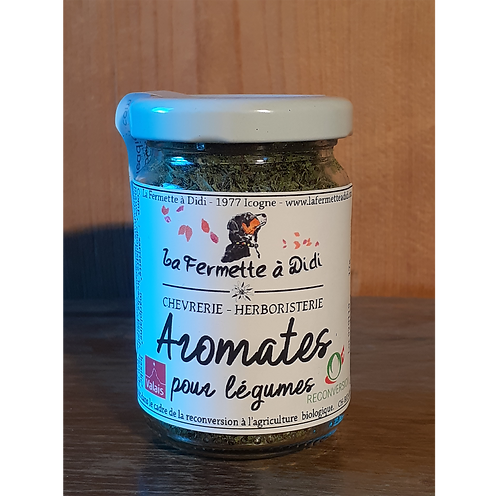 Aromates pour légumes