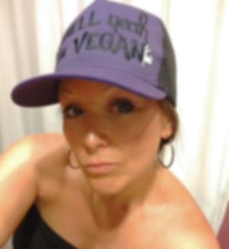 #HELLYEAHIMVEGAN #hellyeahimvegan Vegn hat made in Canada with organic eco cotton cruelty free doation to charities
