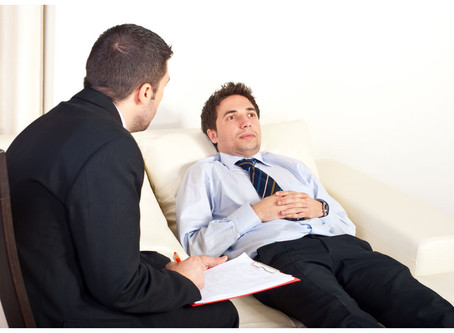 Could Sales Professionals Benefit From Seeing A Therapist?
