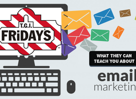 What You Can Learn From Fridays About Email Marketing!