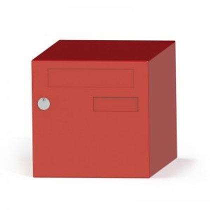 Boîte aux lettres normalisée laquée