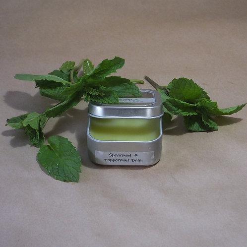 Spearmint Peppermint Botanical Balm