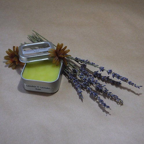 Calendula Lavender Botanical Balm