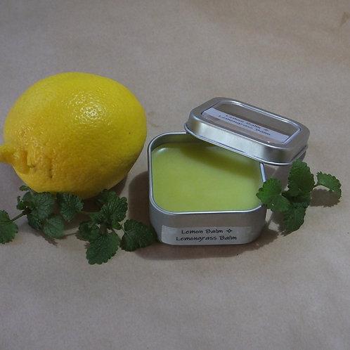 Lemon Balm Lemongrass