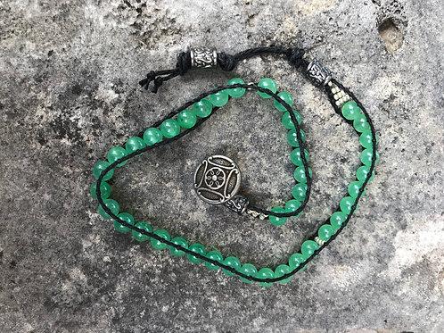 Green Aventurine Grace Wrap