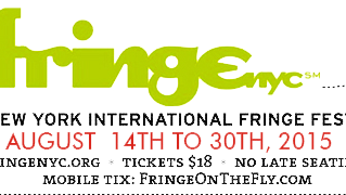 TO DANCE at 2015 FringeNYC