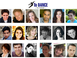 TO DANCE - READING at NYU GMTWP