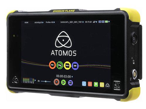 Grabador Externo Shogun Atomos Flame 4K HDR 7''