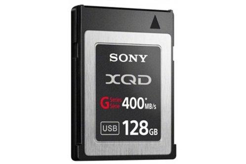 TarjetaSony XQD 128GB
