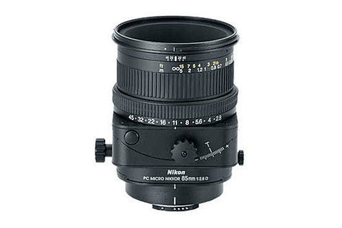 Nikon 85 mm f2.8 PC Micro Tilt Shift