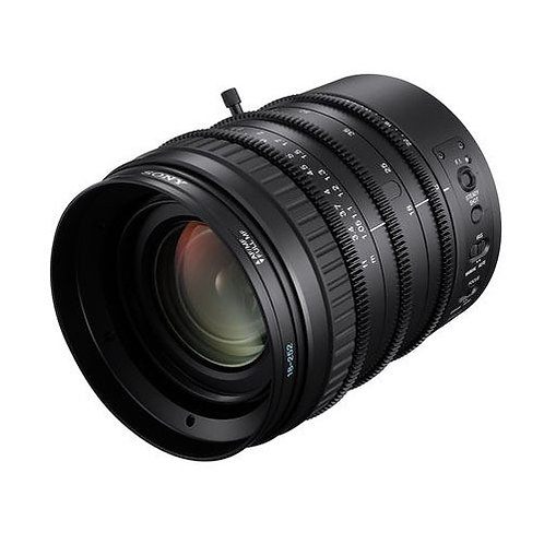 Objetivo Sony 18-252mm SCL-Z18X140 FZ Mount 14X Power Zoom