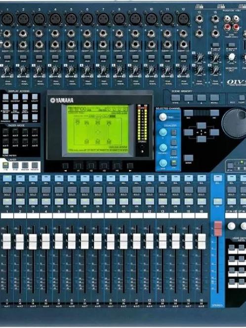 Yamaha 01V96 24-Bit/96k Digital Recording Mixer