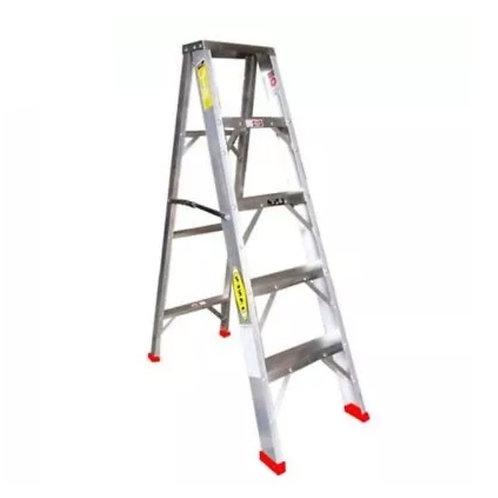 Escalera tipo tijera de 5 pasos